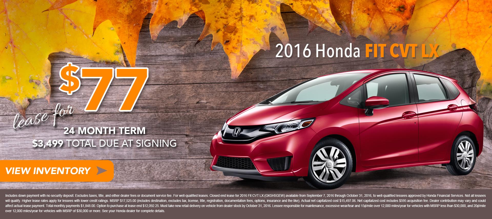 Honda Service & Repair Center | Mossy Honda Lemon Grove