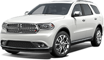 Dodge Durango in Angelus Oaks