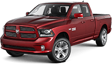 RAM 1500 in Rodeo