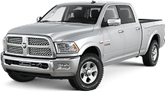 RAM 2500 in Rodeo