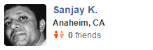 Anaheim, CA Yelp Review