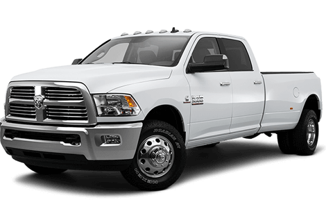 McPeek Dodge of Anaheim RAM 3500