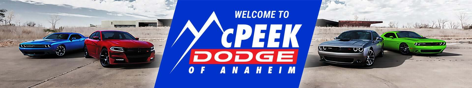 McPeek Dodge of Anaheim