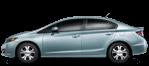 Fuller Honda Civic Hybrid