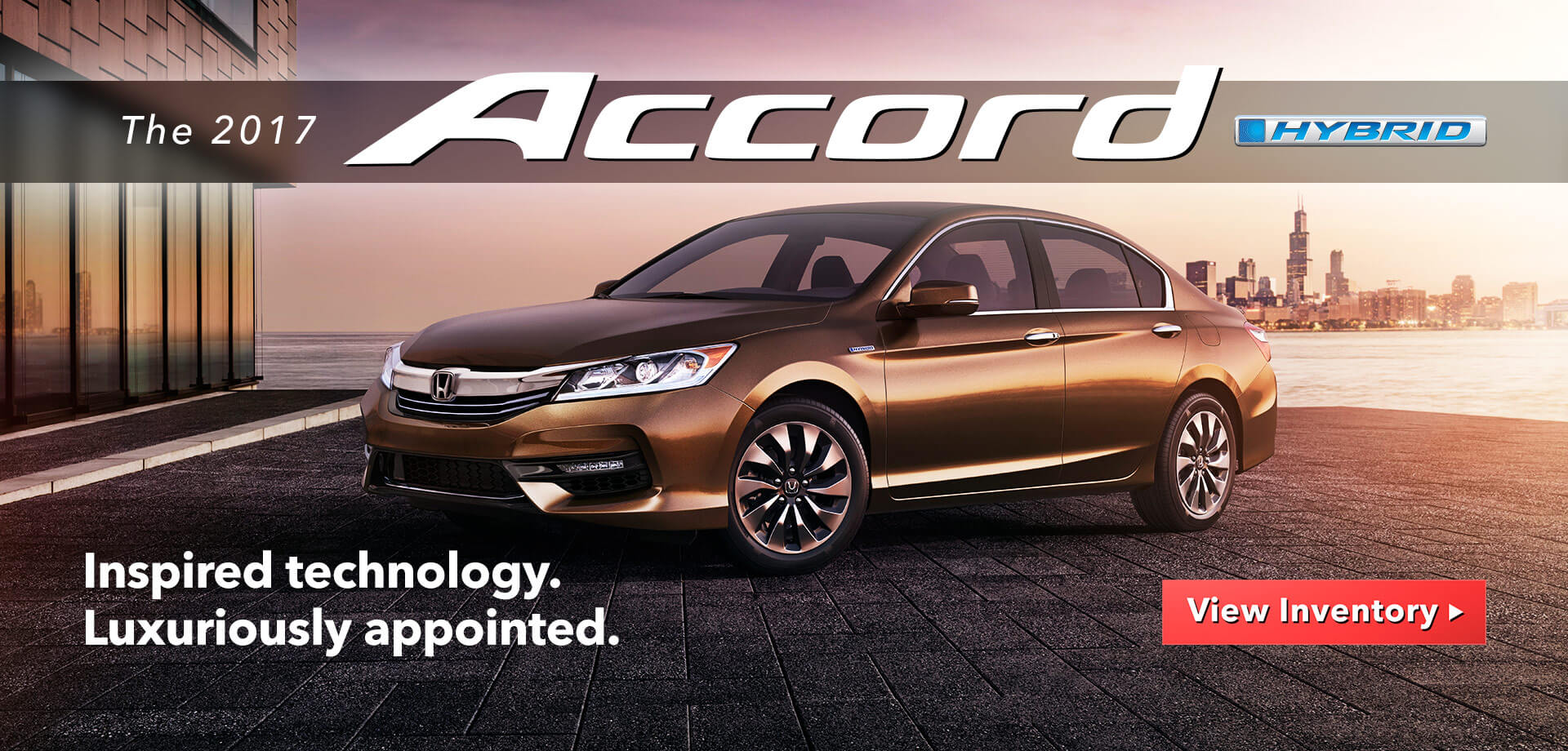Canned Accord Hybrid
