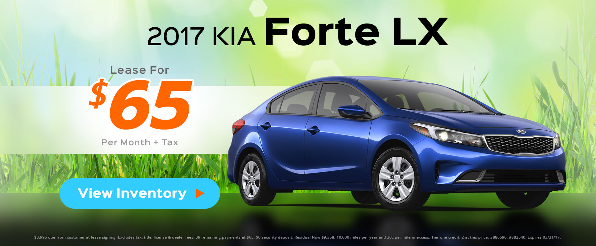 2017 Forte HP