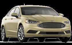Fuller Ford Fusion Hybrid