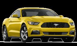 Fuller Ford Mustang