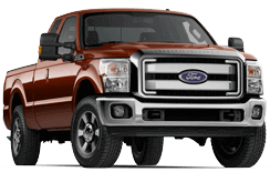 Fuller Ford Super Duty
