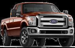 Fuller Ford Super Duty