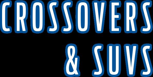 Crossovers & Suvs