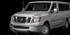 Titan Nissan NV Passenger