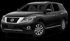 Titan Nissan Pathfinder
