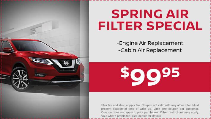 10 - Spring Air Filter