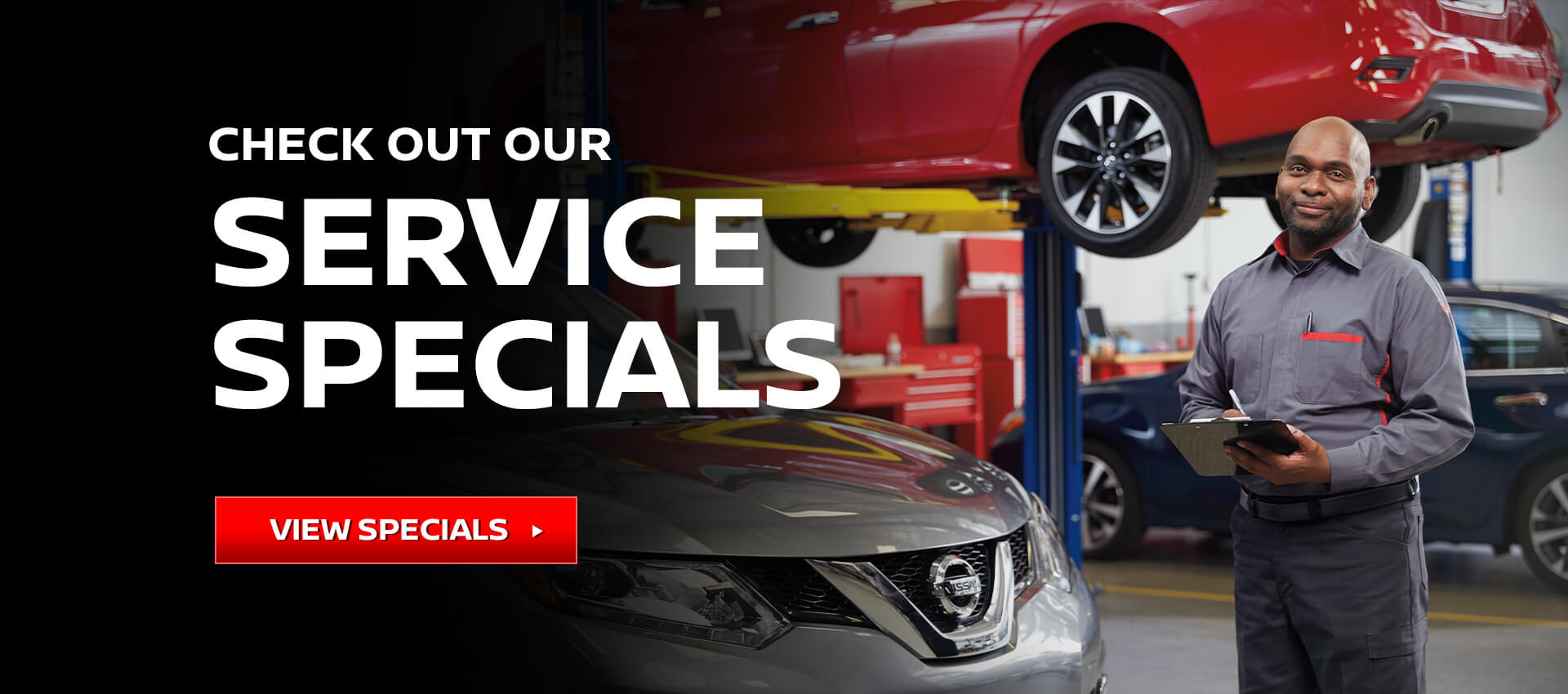 Generic Service Specials