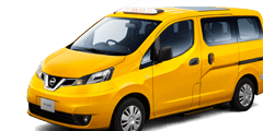 Great Neck Nissan NV200 Taxi