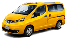 Nissan of Queens NV200 Taxi