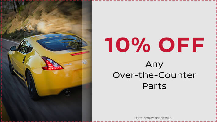 Great Deals and Special Pricing Available on Genuine Nissan Car Parts