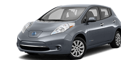 Nissan of Queens Leaf