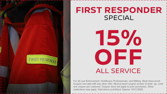 First Responder Special