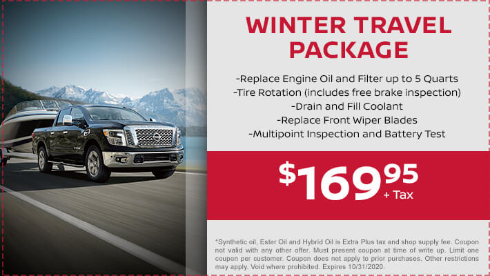 Winter Travel Package