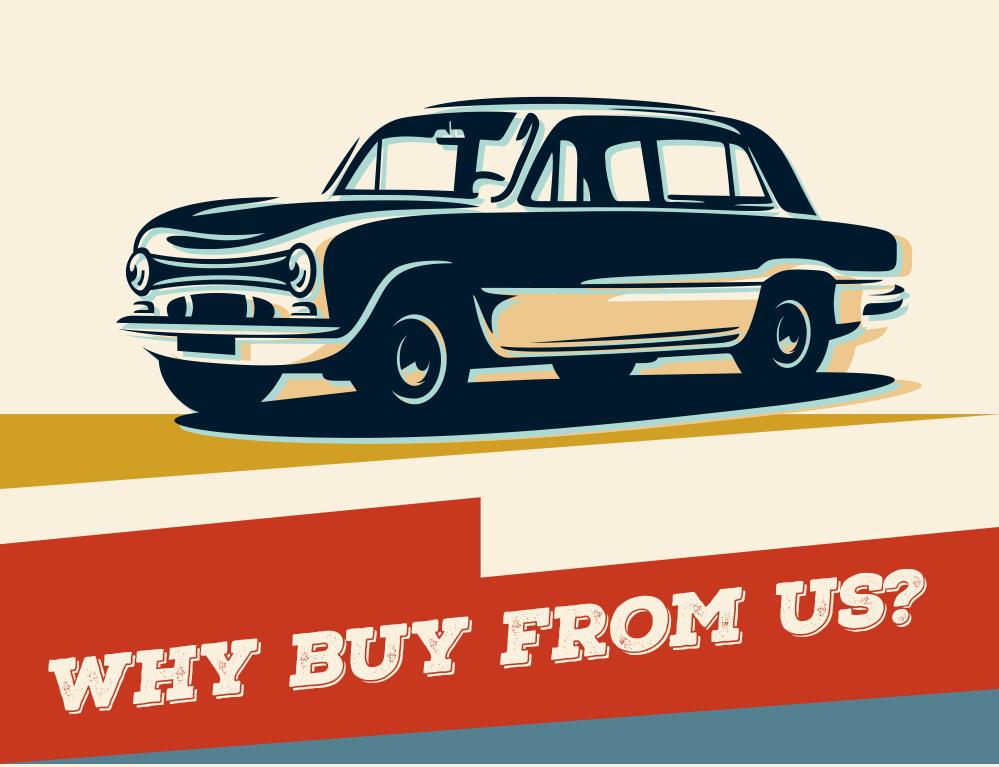 Why Buy - American Motors