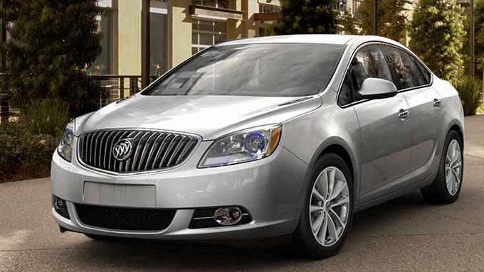 The 2015 Buick Verano