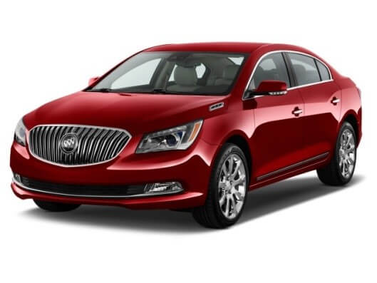 The 2015 Buick Lacrosse