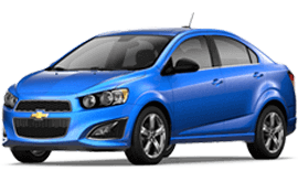 SIMPSON AUTOMOTIVE CHEVROLET SONIC