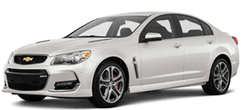 SIMPSON AUTOMOTIVE CHEVROLET SS SEDAN