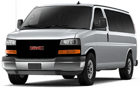 SIMPSON AUTOMOTIVE GMC SAVANA PASSENGER