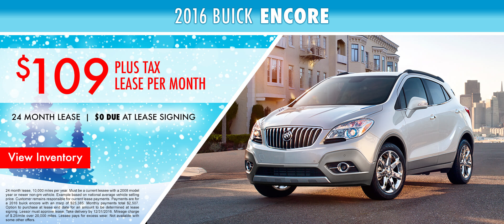 Buick Encore HP