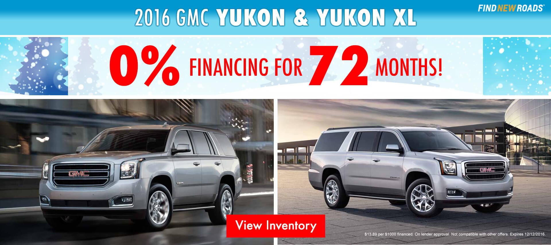 Yukon Yukon XL