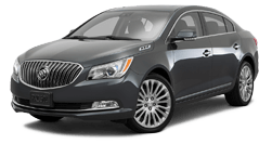 Buick Lacrosse in Seal Beach