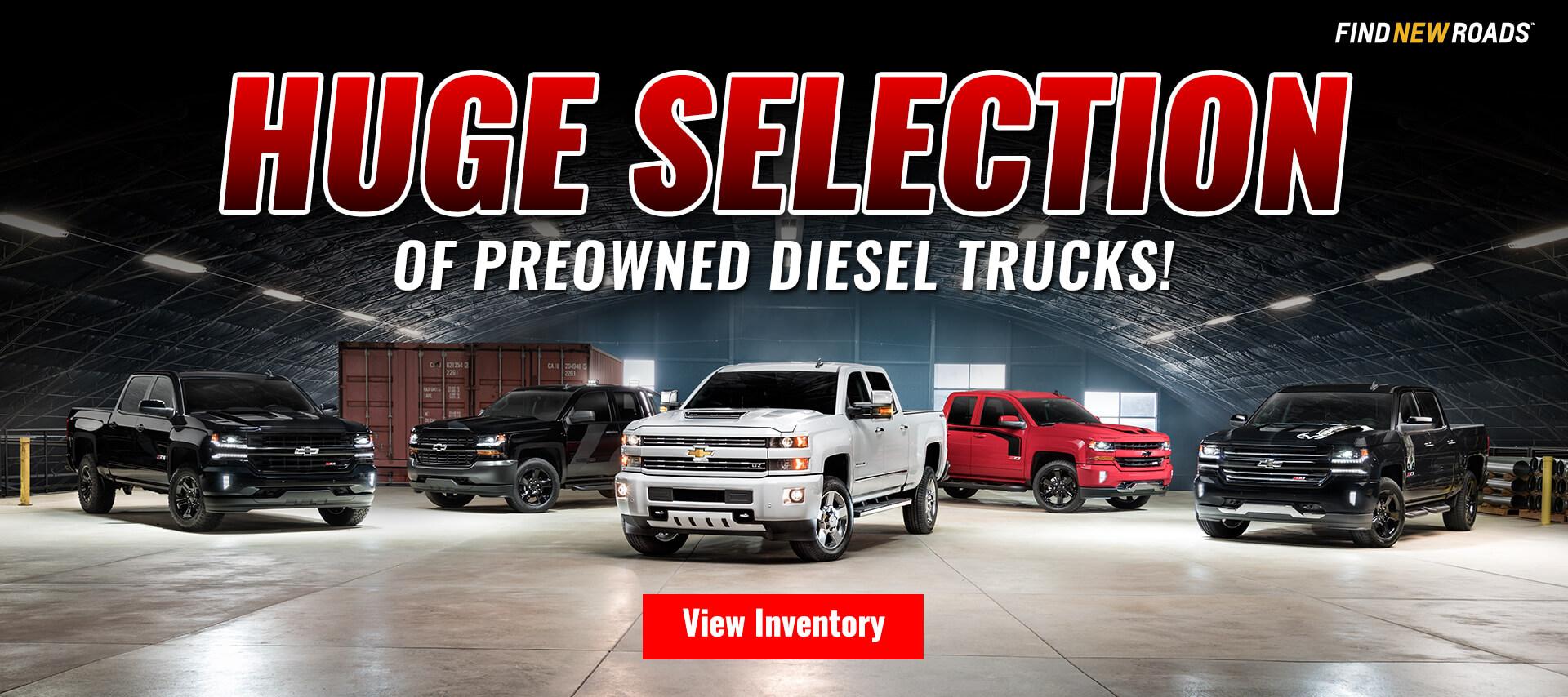 Pre-Owned Diesel