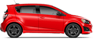 Chevrolet Sonic Serving Redlands