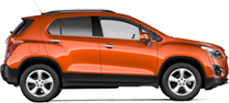Chevrolet Trax serving Temple City