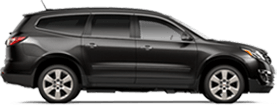 Chevrolet Traverse serving Seal Beach