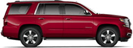 Chevrolet Tahoe Serving<div class=