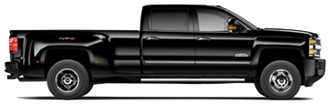Chevrolet Silverado 3500 HD serving La Palma
