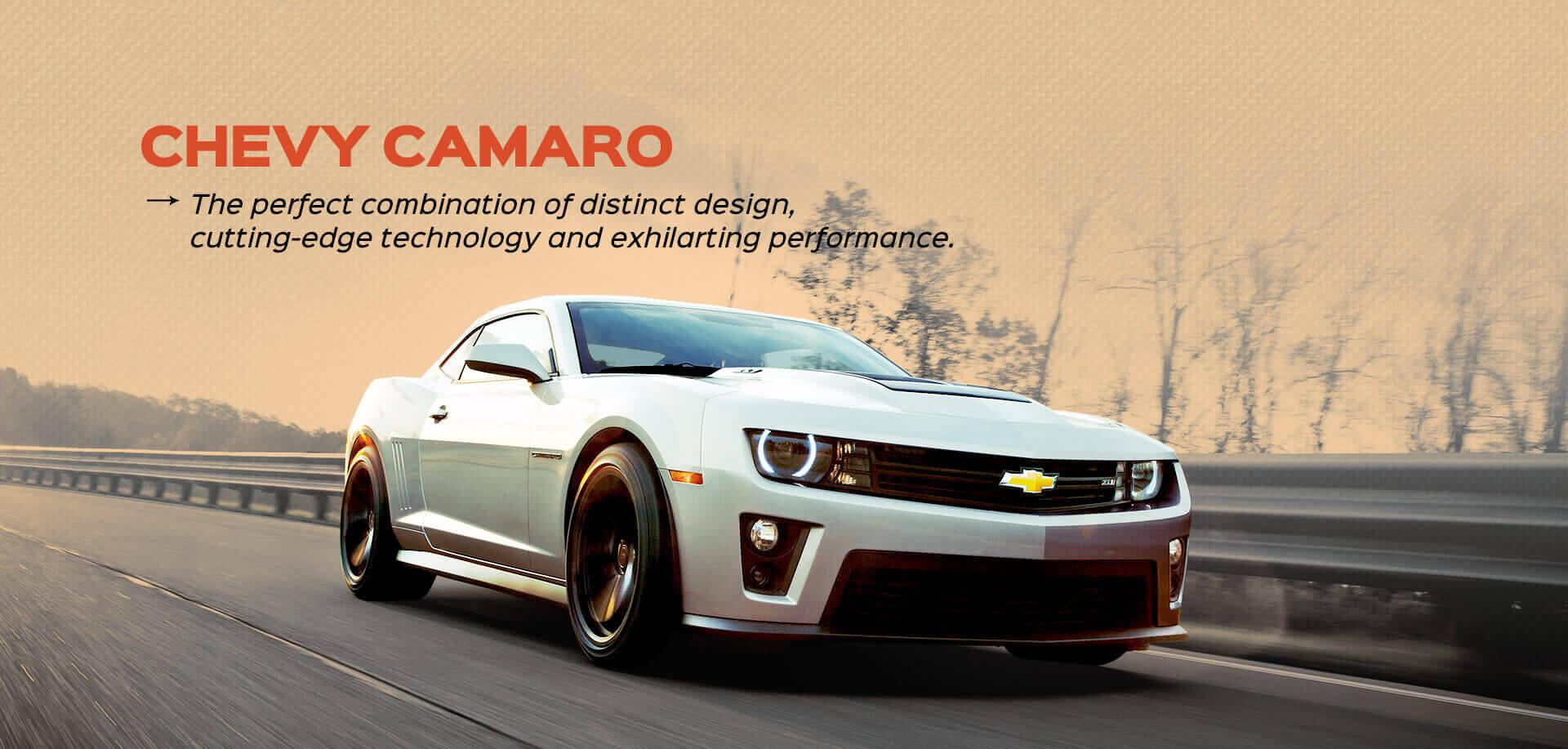 Canned Camaro