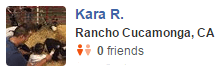 Rancho Cucamonga, CA Yelp Review