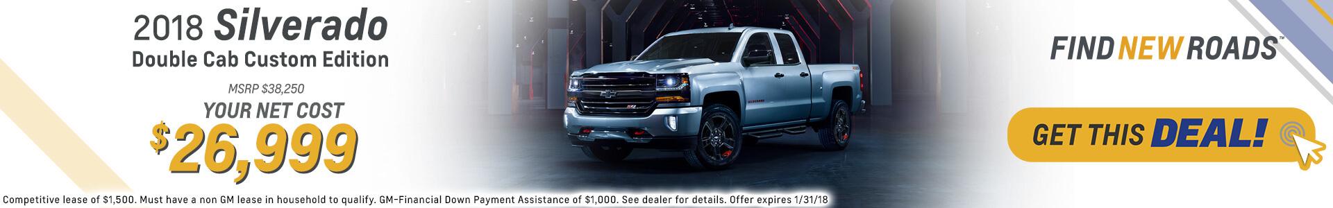 Silverado 1500 SRP