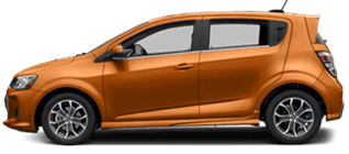 Mountain View Chevrolet Sonic