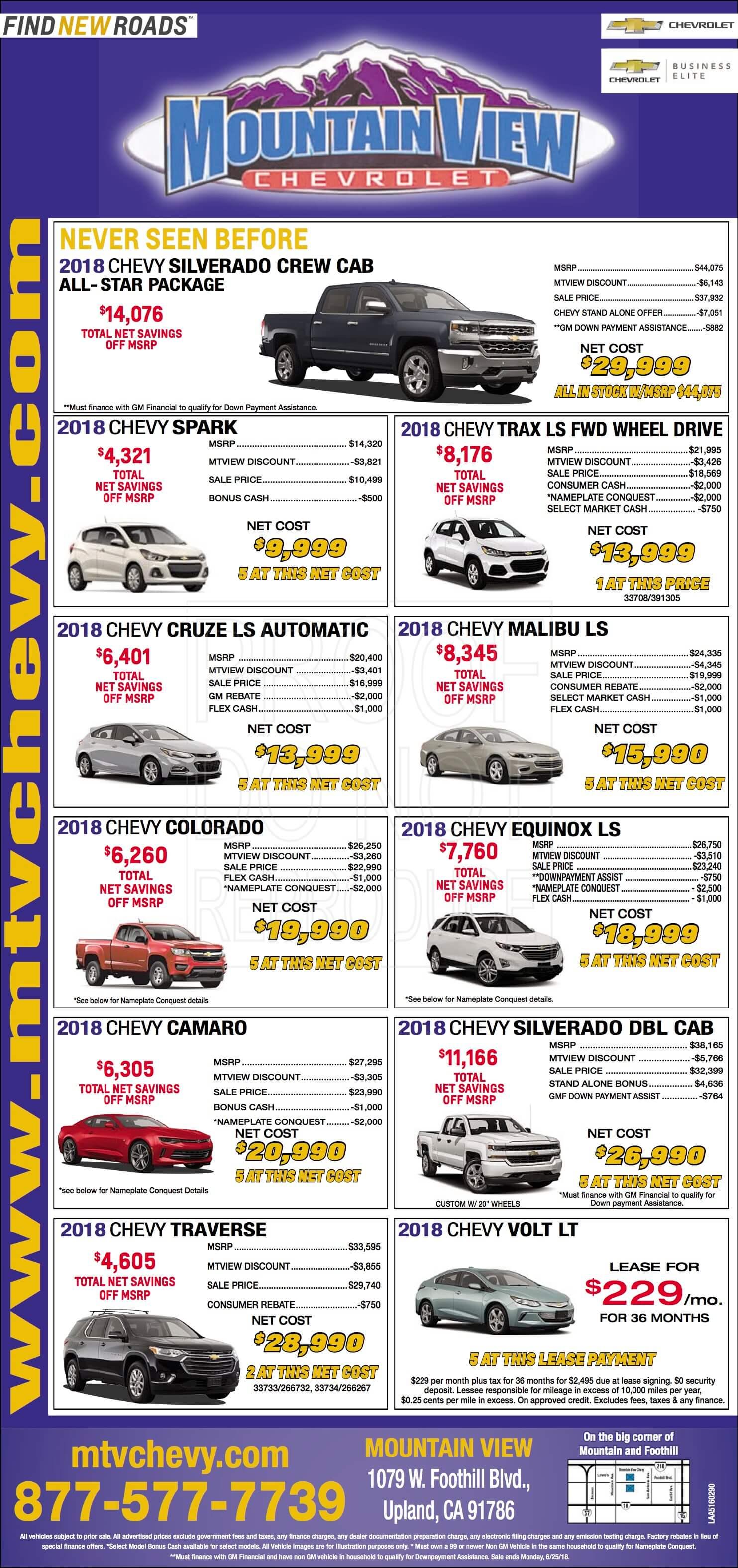 Weekend Ad