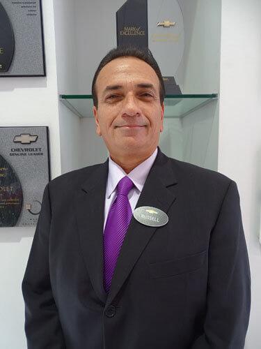 Russell Ramirez