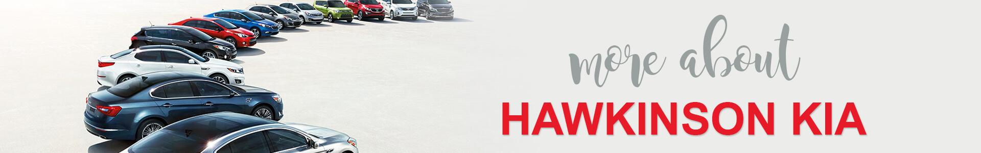 Hawkinson kia coupons