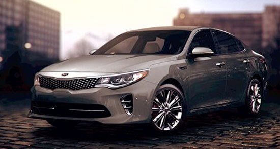 2017 <strong>Optima</strong> LX