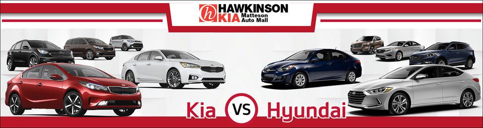 Kia vs. Hyundai comparison image