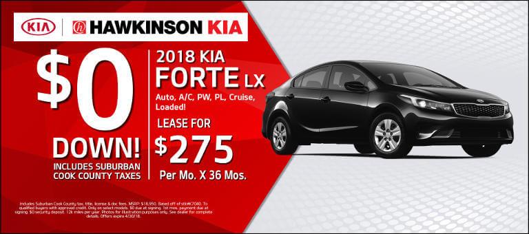 Kia Forte LX